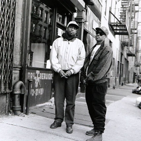 DJ Premier & Guru (Gang Starr)
